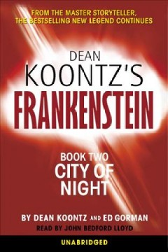 City of night cover image