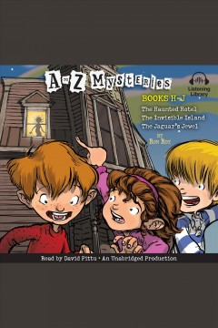 A to Z Mysteries: Books H-J cover image