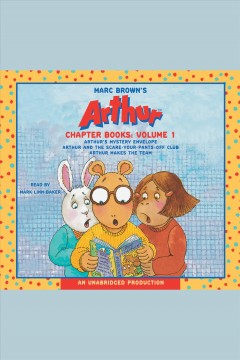 Marc Brown's Arthur chapter books: Volume 1 cover image