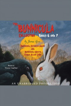 Bunnicula collection, The: Books 6-7 cover image