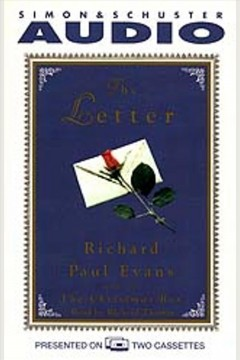 Letter, The cover image