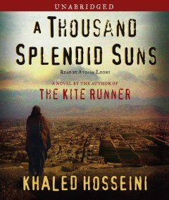 A thousand splendid suns cover image