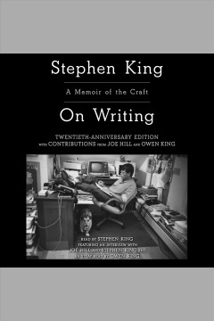 On writing a memoir of the craft cover image