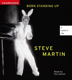 Born standing up a comic's life cover image