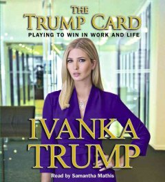 The Trump card cover image