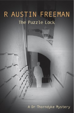 The puzzle lock cover image