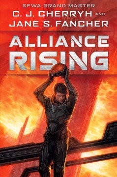 Alliance rising cover image