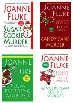 Joanne Fluke Christmas bundle cover image
