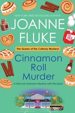 Cinnamon roll murder cover image