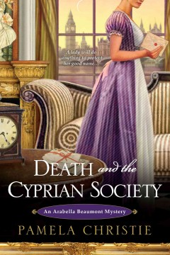 Death and the Cyprian Society cover image