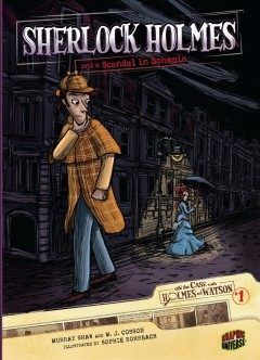 Sherlock Holmes and a scandal in Bohemia cover image