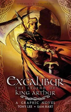 Excalibur : the legend of King Arthur cover image