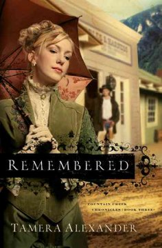 Remembered cover image