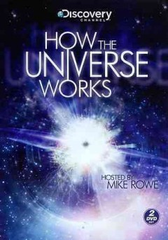 How the universe works cover image
