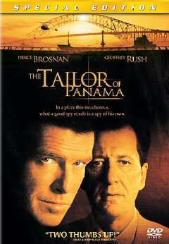 The tailor of Panama cover image