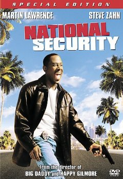 National security cover image