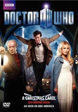 Doctor Who. A Christmas carol cover image