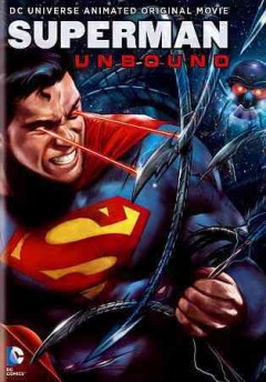 Superman unbound cover image