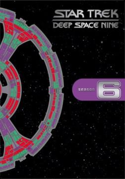 Star trek, Deep Space Nine. Season 6 cover image