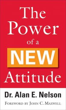 The power of a new attitude cover image