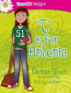 T is for Antonia cover image