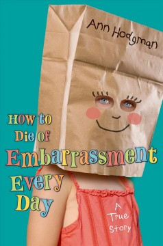 How to die of embarrassment every day cover image