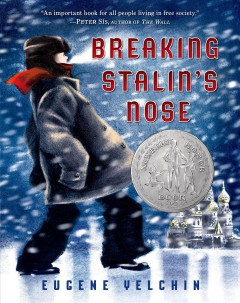 Breaking Stalin's nose cover image