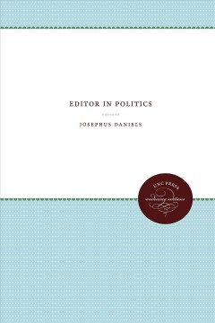 Editor in politics cover image