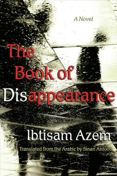 The book of disappearance : a novel cover image