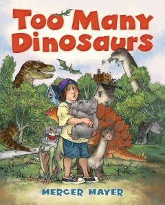 Too many dinosaurs cover image