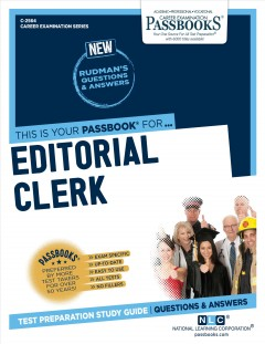 Editorial clerk cover image