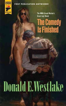 The comedy is finished cover image