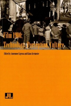 Film 1900: technology, perception, culture cover image