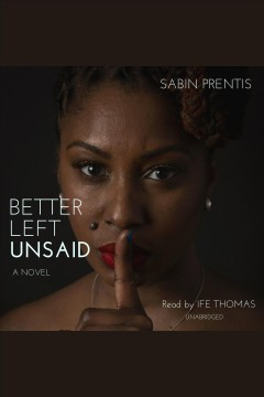 Better left unsaid cover image