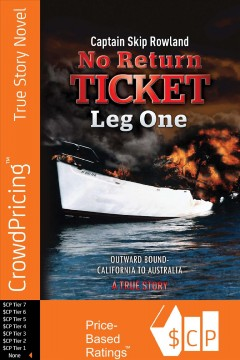 No return ticket. Leg one cover image