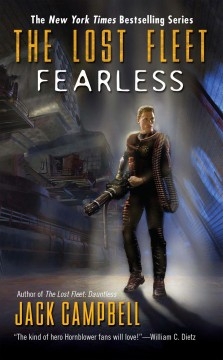 The lost fleet fearless cover image