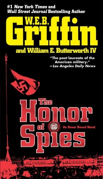 The honor of spies cover image
