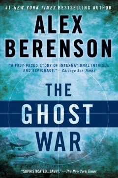 The ghost war cover image