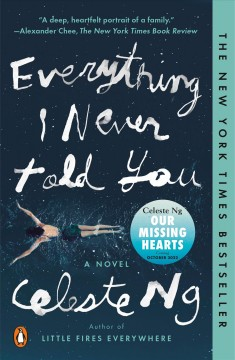Everything I never told you cover image