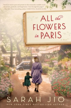 All the flowers in Paris cover image