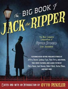 The big book of Jack the Ripper cover image