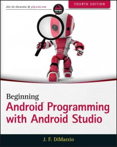 Beginning Android programming with Android Studio cover image