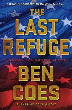 The last refuge : [a Dewey Andreas novel] cover image