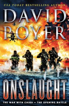 Onslaught : the war with China --the opening battle cover image