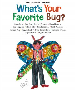 What's your favorite bug? cover image