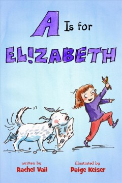 A is for Elizabeth cover image