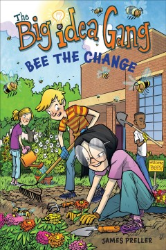 Bee the change cover image