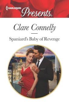 Spaniard's baby of revenge cover image