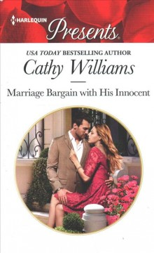 Marriage bargain with his innocent cover image