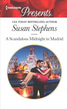 A scandalous midnight in Madrid cover image